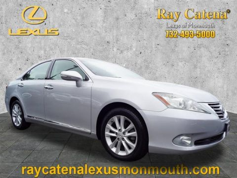 Certified Pre Owned 2012 Lexus ES 350 Premium Package