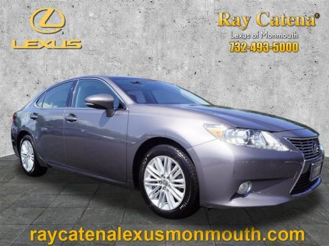 Certified Pre Owned 2013 Lexus ES 350 Navigation