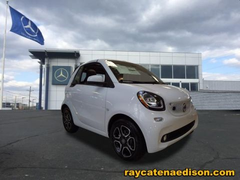 New 2018 smart fortwo electric drive
