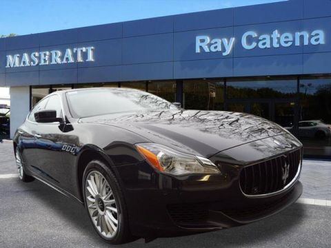 Ray catena maserati