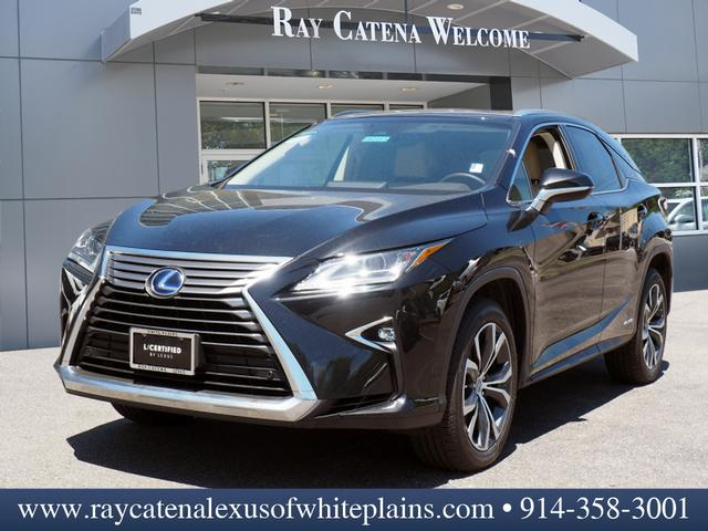 Certified Pre-Owned 2017 Lexus RX 450h 450h