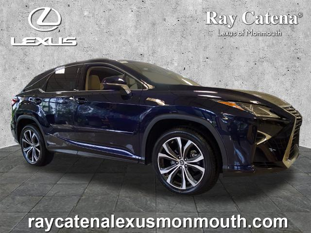 Certified Pre-Owned 2019 Lexus RX 450h Navigation / 20 Wheels