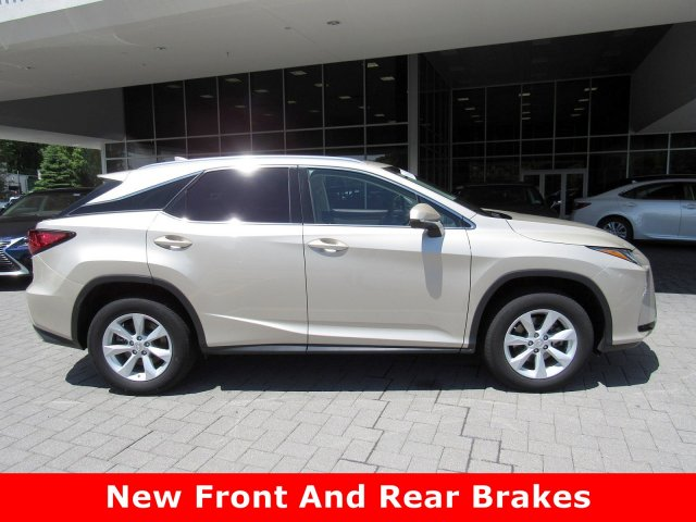 Certified Pre-Owned 2016 Lexus RX 350 AWD
