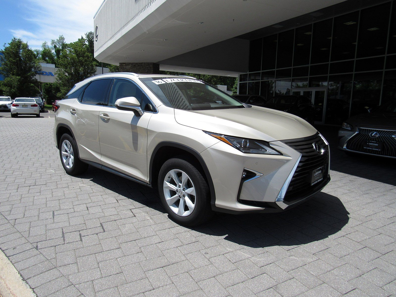 Certified Pre Owned 2016 Lexus Rx 350