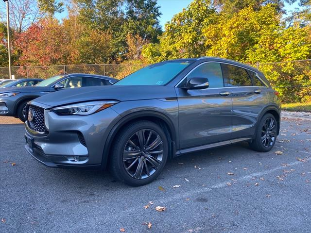 Pre-Owned 2020 INFINITI QX50 Essential