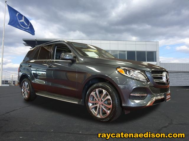 Certified Pre Owned 2016 Mercedes Benz GLE GLE 350 4MATIC®