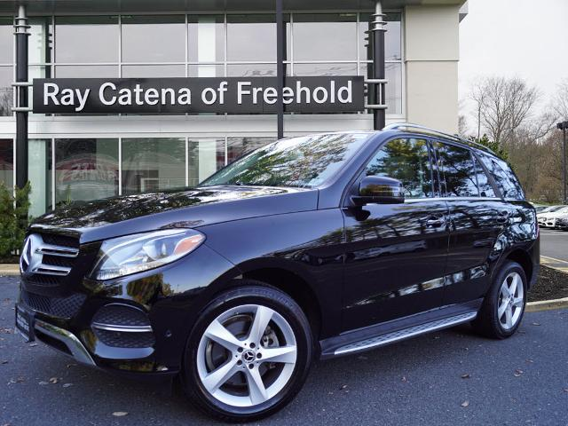 Certified Pre-Owned 2018 Mercedes-Benz GLE 350 GLE 350 4MATIC®