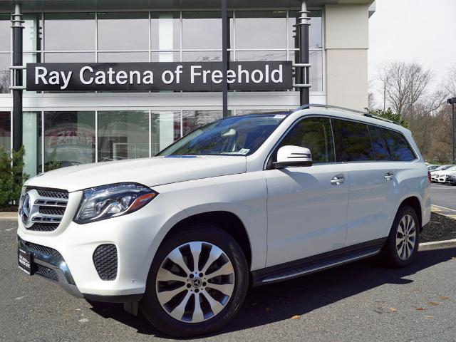 Certified Pre-Owned 2017 Mercedes-Benz GLS 450 GLS 450