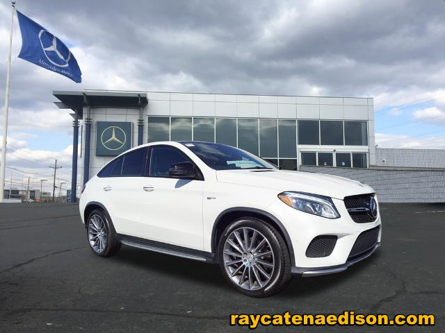 Certified Pre-Owned 2018 Mercedes-Benz AMG® GLE 43 AMG® GLE 43