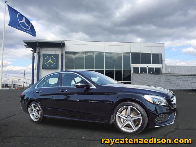 Certified Pre-Owned 2016 Mercedes-Benz C 300 4MATIC®