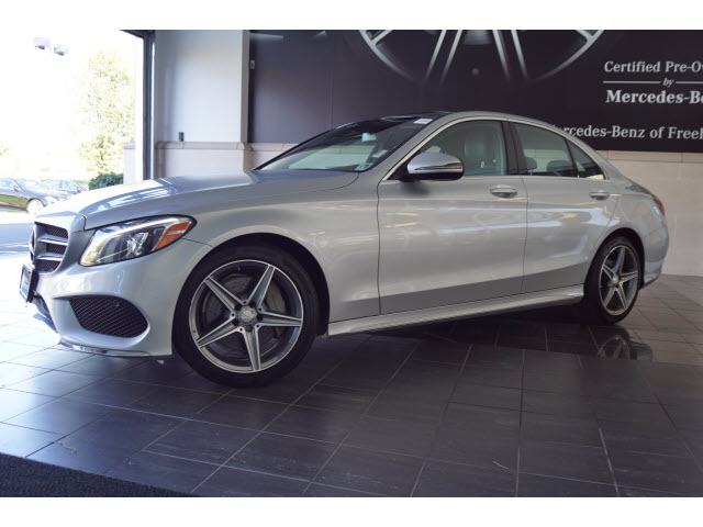 Certified Pre-Owned 2016 Mercedes-Benz C-Class C 300 Sport 4MATIC®