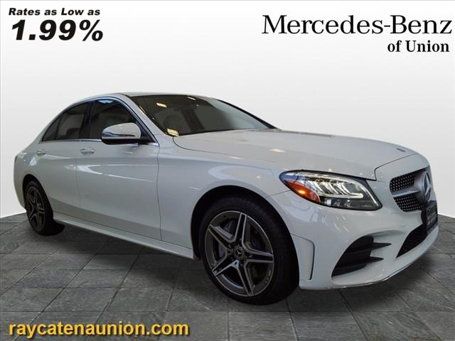 Certified Pre-Owned 2020 Mercedes-Benz C-Class C 300 4MATIC®