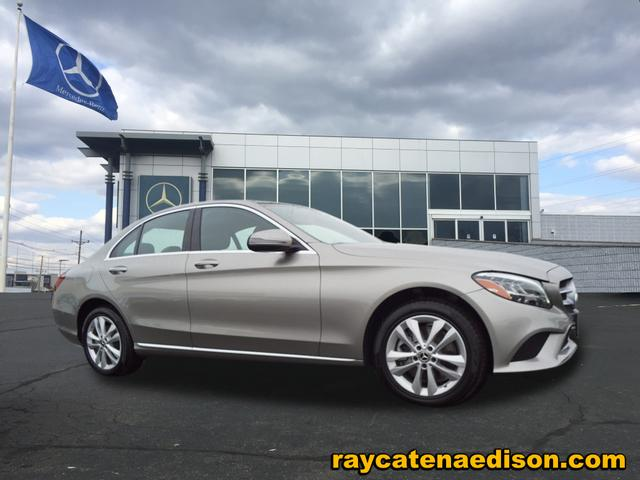Pre-Owned 2020 Mercedes Benz C 300 C 300 4MATIC