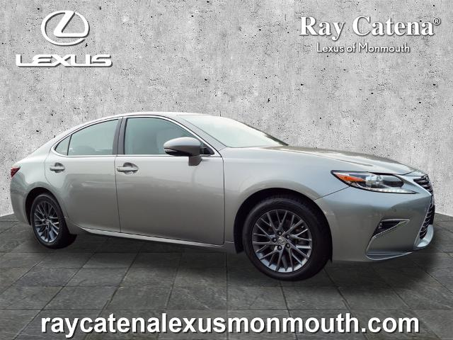 Certified Pre-Owned 2018 Lexus ES 350 Navigation