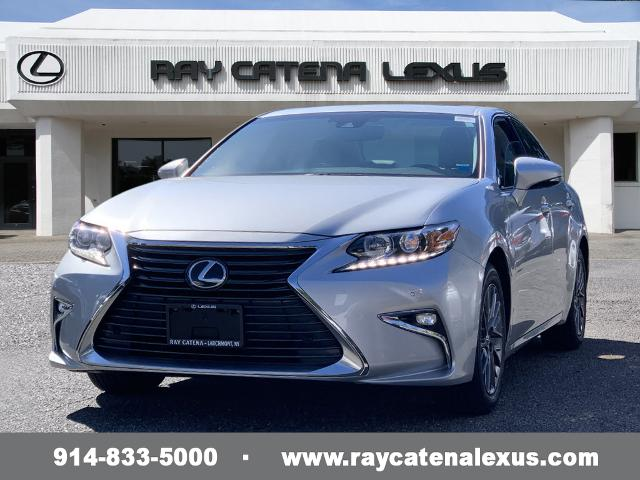 Pre-Owned 2018 Lexus ES 350 Base