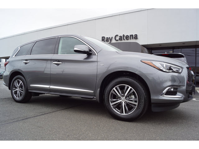 Certified Pre-Owned 2019 INFINITI QX60 Pure