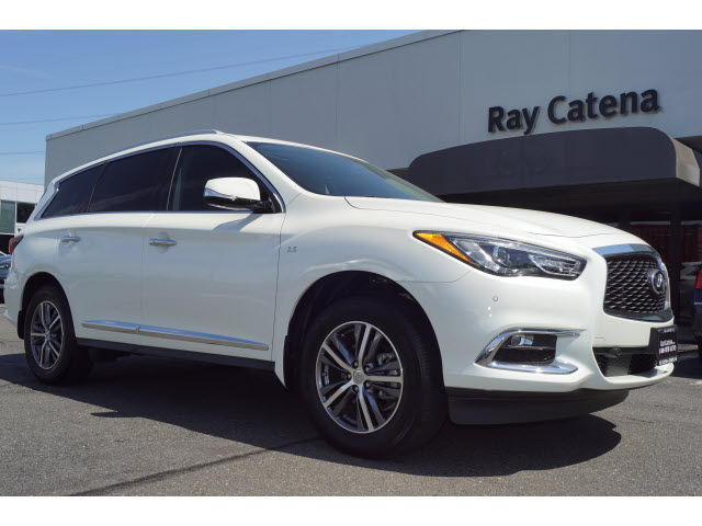 Certified Pre Owned 2017 Infiniti Qx60 Base