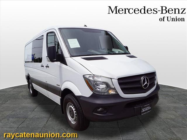 Certified Pre-Owned 2016 Mercedes-Benz Sprinter Crew 2500