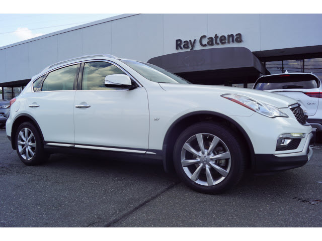 Certified Pre-Owned 2016 INFINITI QX50 Base Luxury