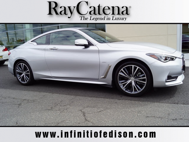 Certified Pre-Owned 2017 INFINITI Q60