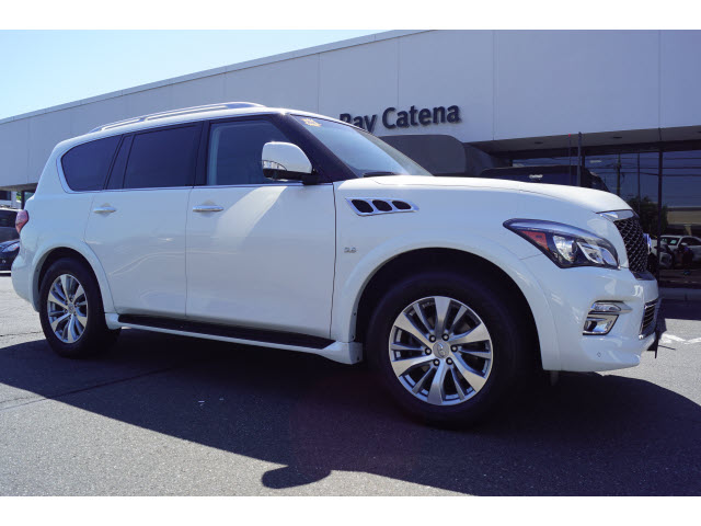 Certified Pre Owned 2016 Infiniti Qx80 Base