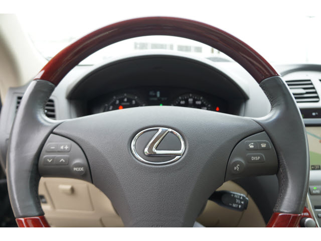 Pre Owned 2009 Lexus Es 350 Navigation 4dr Sedan In Edison