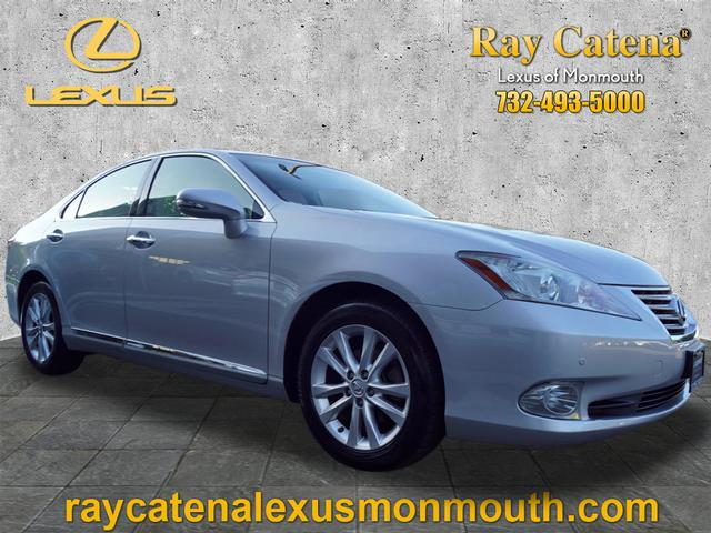 Certified Pre Owned 2012 Lexus ES 350 Navigation