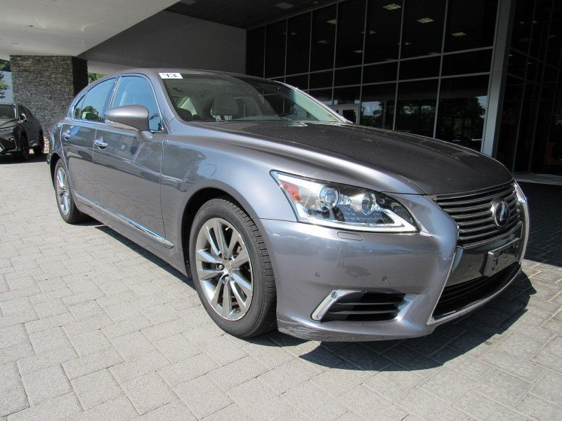 Pre Owned 2013 Lexus Ls 460 4d Sedan In Edison F181554a Ray