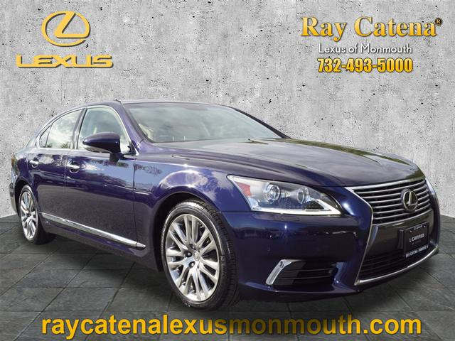 sedan owned ls awd in inventory certified navigation lexus used pre