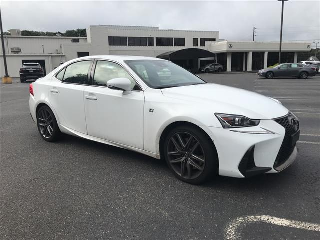 Certified Pre-Owned 2017 Lexus IS 300 F-Sport