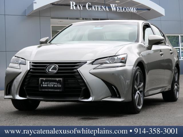 Certified Pre-Owned 2018 Lexus GS 350 350