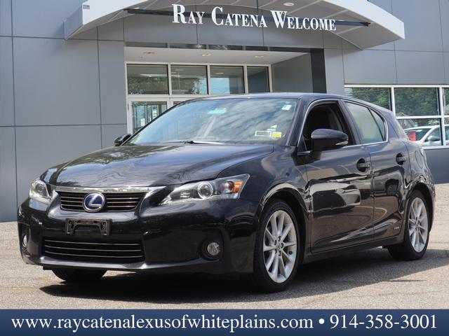 Pre Owned 2013 Lexus CT 200h Base