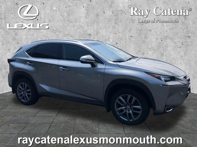 Certified Pre-Owned 2016 Lexus NX 200t Navigation