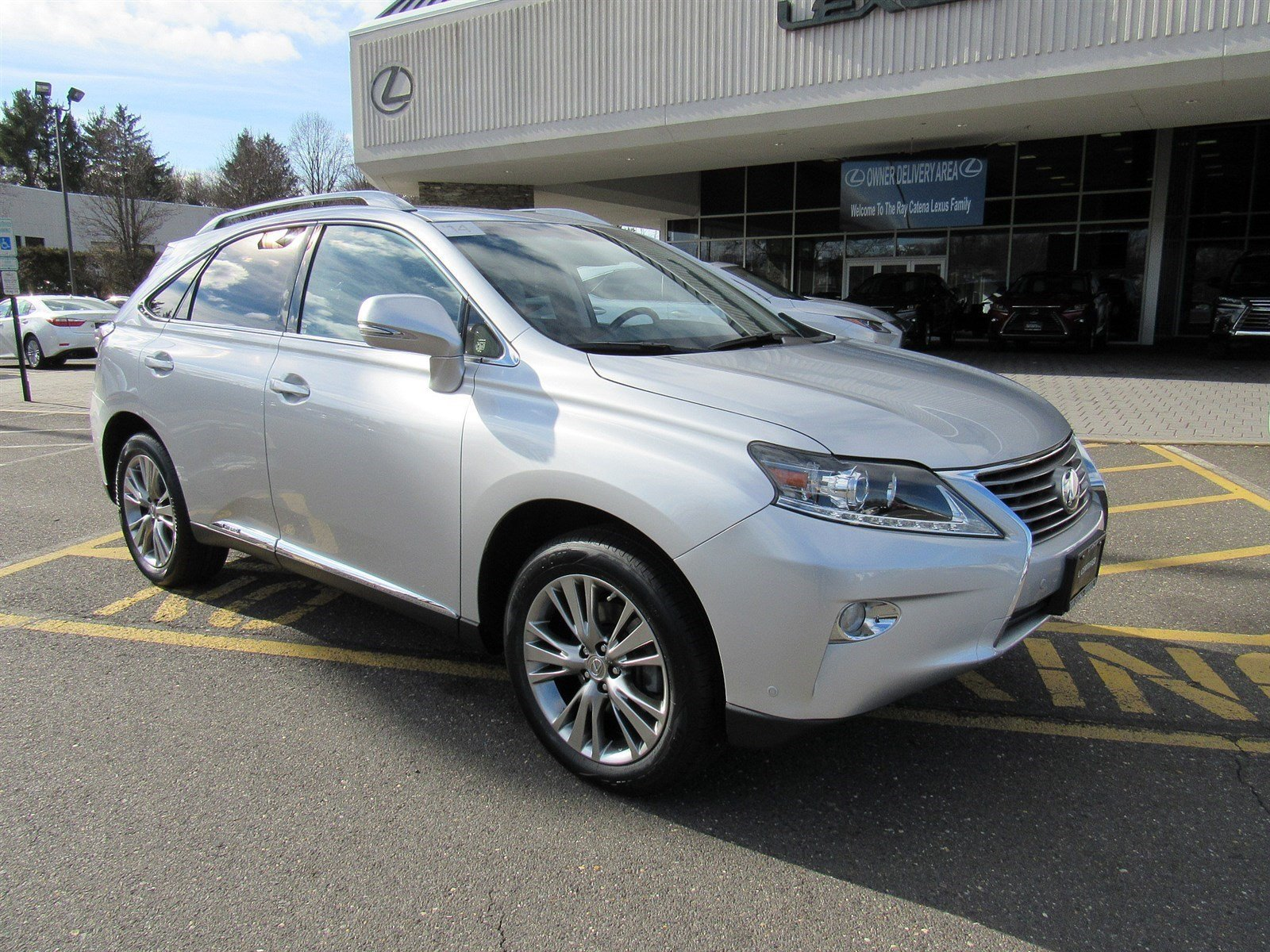 new 2014 lexus rx 450h sport utility in edison f170247a ray catena auto group. Black Bedroom Furniture Sets. Home Design Ideas