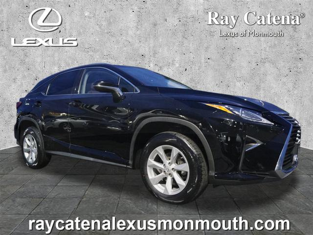 Certified Pre-Owned 2016 Lexus RX 350 Navigation AWD