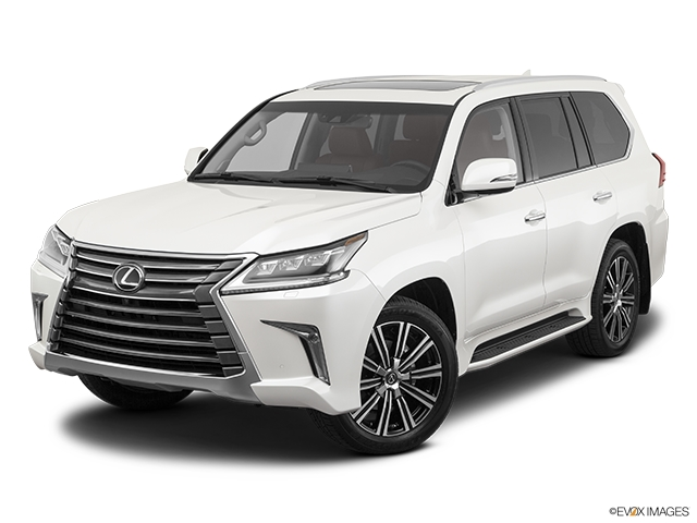 New 2021 Lexus LX 570 Three-Row