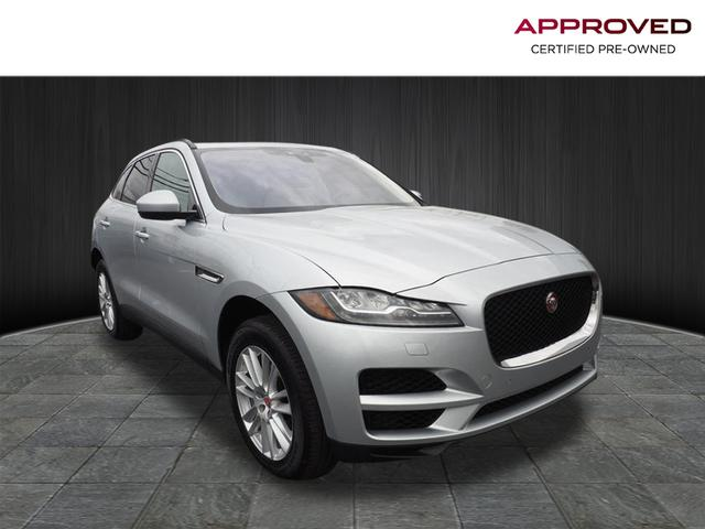 certified pre owned 2017 jaguar f pace 20d prestige awd 20d prestige 4dr suv in edison j17653b. Black Bedroom Furniture Sets. Home Design Ideas