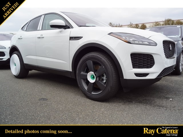 New 2019 Jaguar E-PACE P250 S