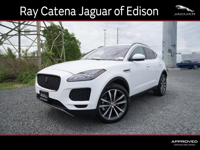 New 2019 Jaguar E-PACE P250 SE
