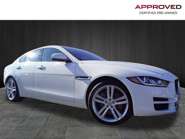 Certified Pre Owned 2017 Jaguar Xe 35t Prestige