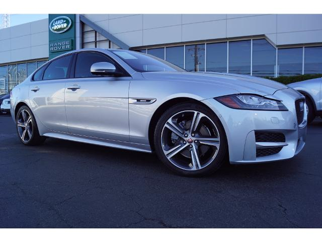 New 2017 Jaguar XF 20d R-Sport