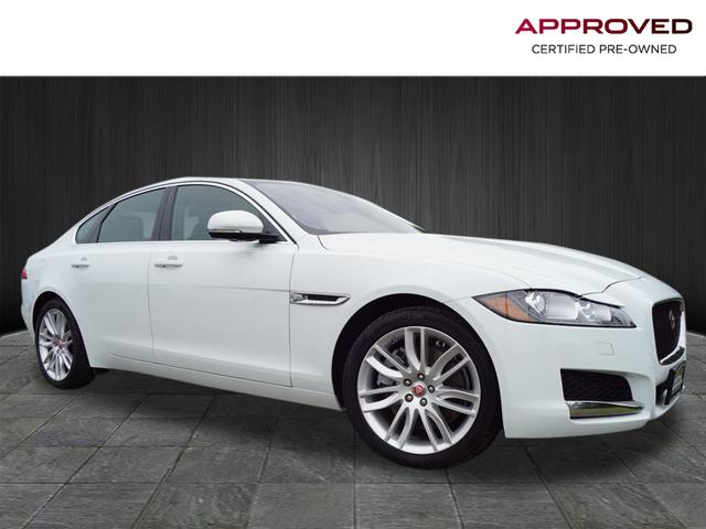 Ray Catena Jaguar >> Certified Pre Owned 2016 Jaguar Xf 35t Prestige Awd