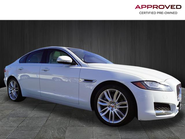 Certified Pre Owned 2016 Jaguar Xf 35t Prestige