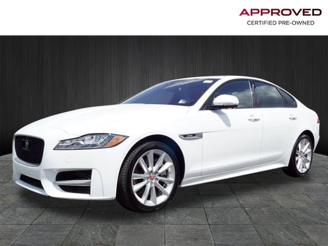 Certified Pre Owned 2016 Jaguar XF R Sport