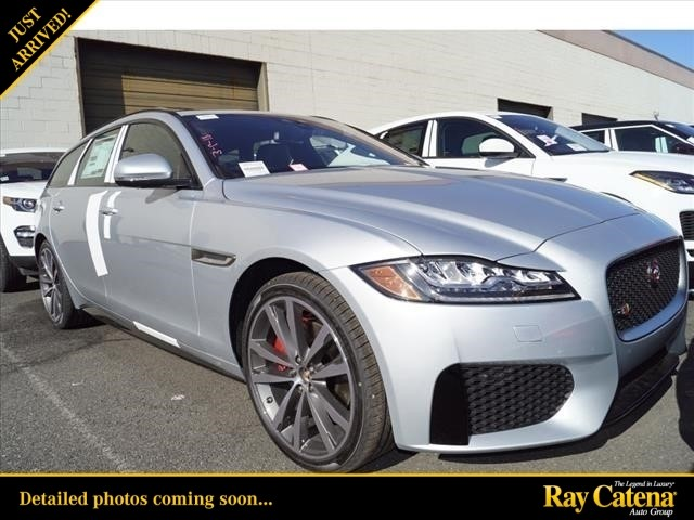 Ray Catena Jaguar >> New 2018 Jaguar Xf Sportbrake S Awd