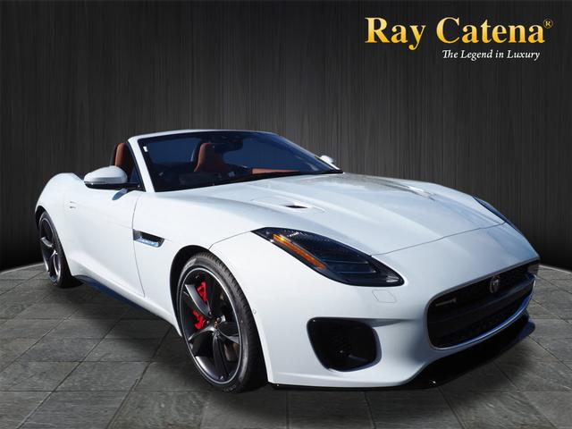 new 2018 jaguar f type r dynamic awd r dynamic 2dr convertible in edison j18206 ray catena. Black Bedroom Furniture Sets. Home Design Ideas