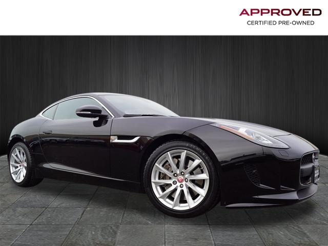 256ece0685f Certified Pre-Owned 2016 Jaguar F-TYPE 2dr Coupe 8A in Edison  P6563 ...