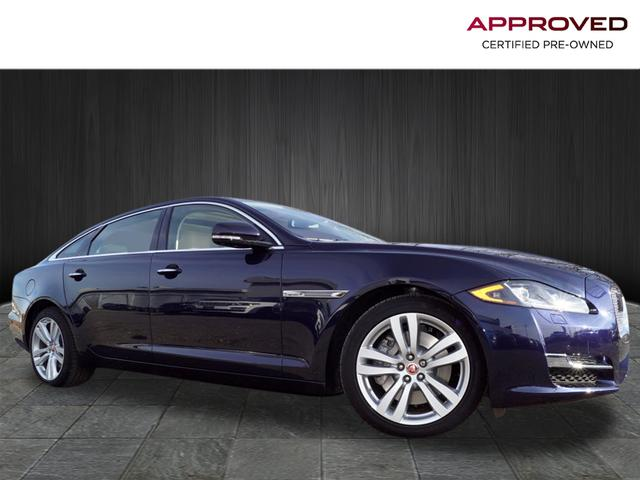 Ray Catena Jaguar >> Pre Owned 2017 Jaguar Xjl Portfolio Awd