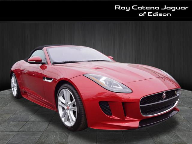 Certified Pre Owned 2017 Jaguar F Type S