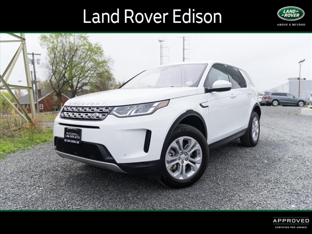 Pre-Owned 2020 Land Rover Discovery Sport P250